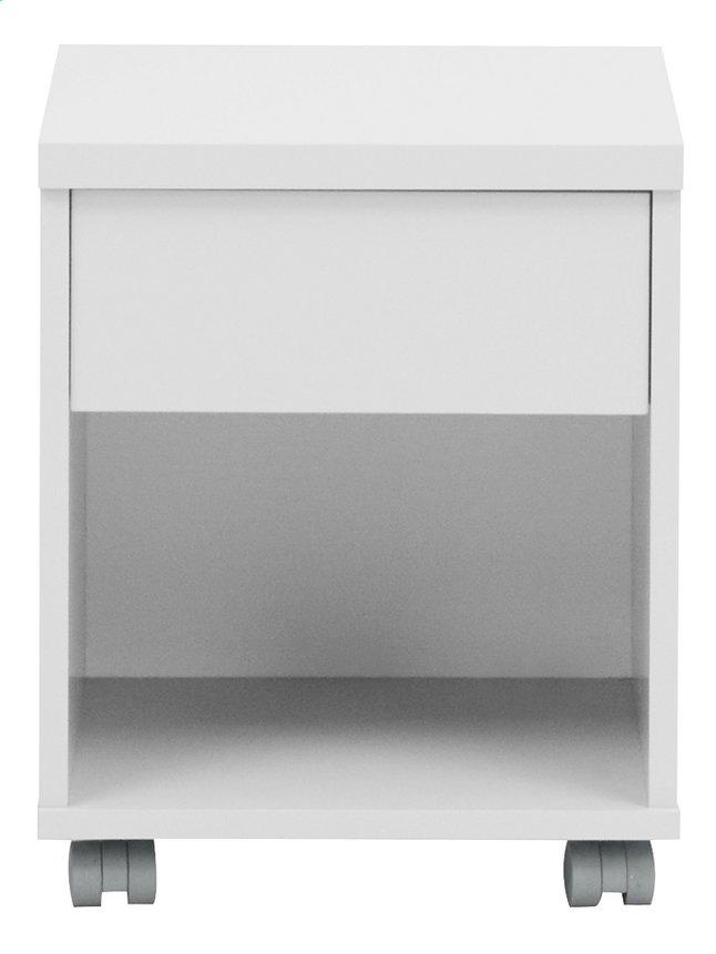 Image pour Table de nuit Babel gris à partir de ColliShop