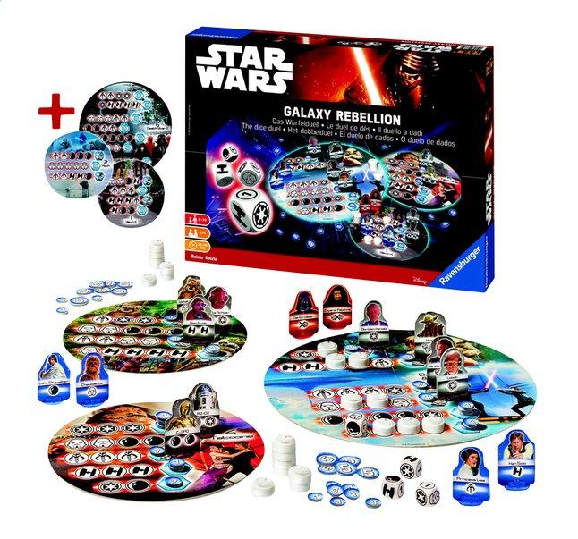 Image pour Star Wars Galaxy Rebellion - Le duel de dés à partir de ColliShop