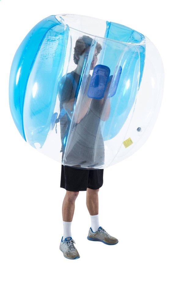 Zuru boule de butoir X-Shot Bubble Ball bleu