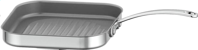 Afbeelding van Majestic Pro grillpan Natural 26,5 cm from ColliShop