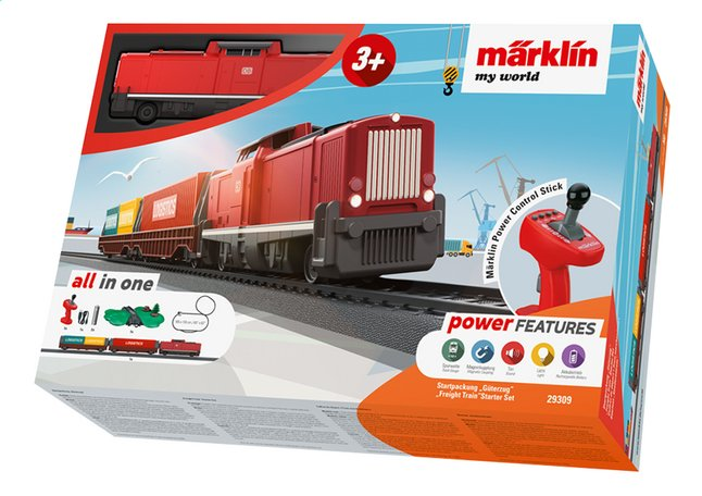 Afbeelding van Märklin My World starterset Goederentrein from ColliShop