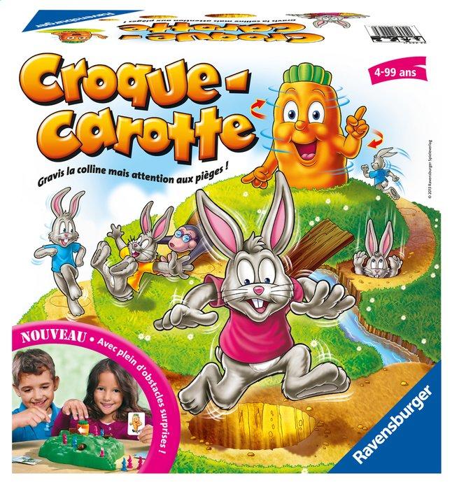 Image pour Croque-carotte à partir de ColliShop