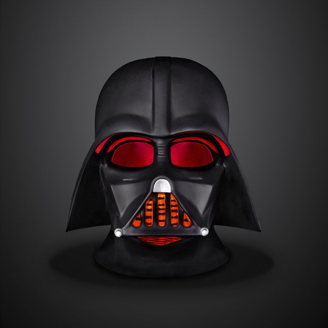 Afbeelding van Gadgy nachtlampje Star Wars Darth Vader from ColliShop