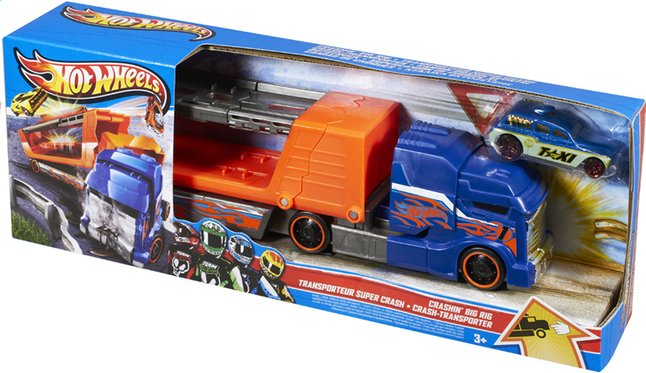 Image pour Hot Wheels camion Super Crash Big Rigs Spring à partir de ColliShop