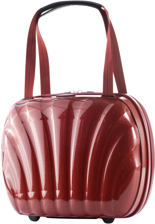 Image pour Samsonite Beauty-case Cosmolite red à partir de ColliShop