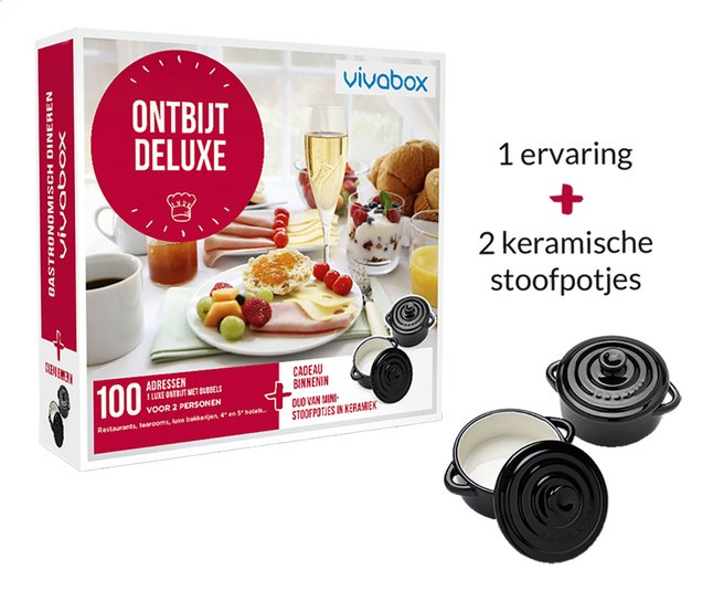 Afbeelding van Vivabox Ontbijt Deluxe from ColliShop