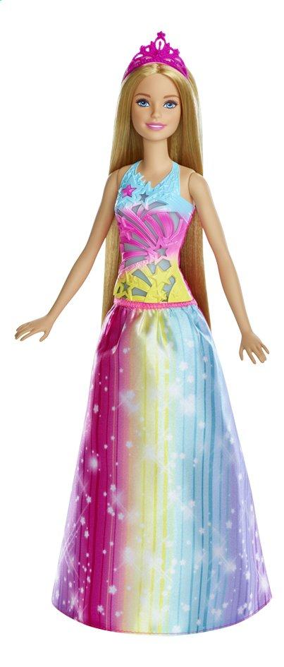 Image pour Barbie poupée mannequin  Dreamtopia Princesse arc-en-ciel blonde à partir de ColliShop