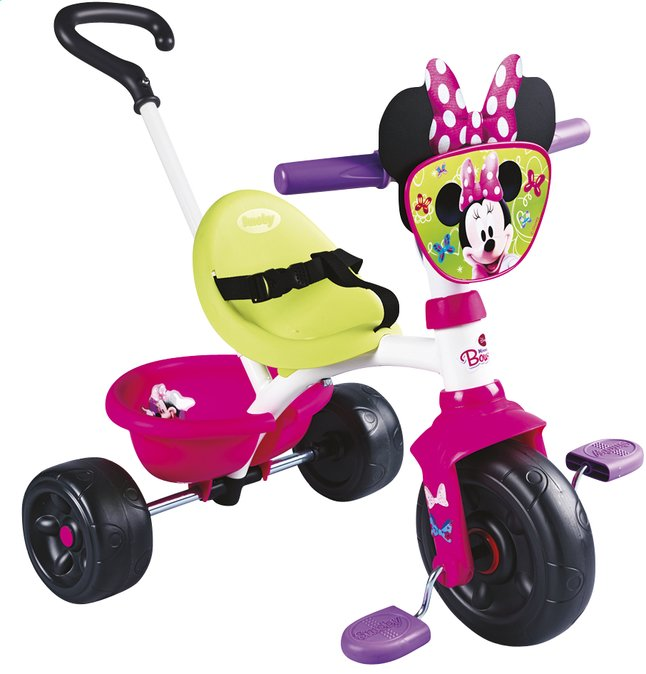 Afbeelding van Smoby driewieler Minnie Mouse Be Move from ColliShop