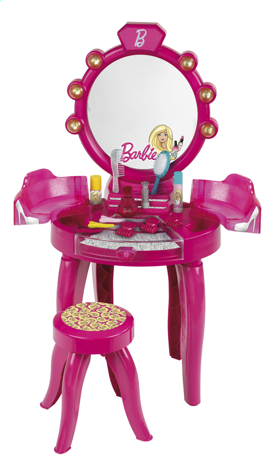 Image pour Barbie coiffeuse Beauty Center à partir de ColliShop