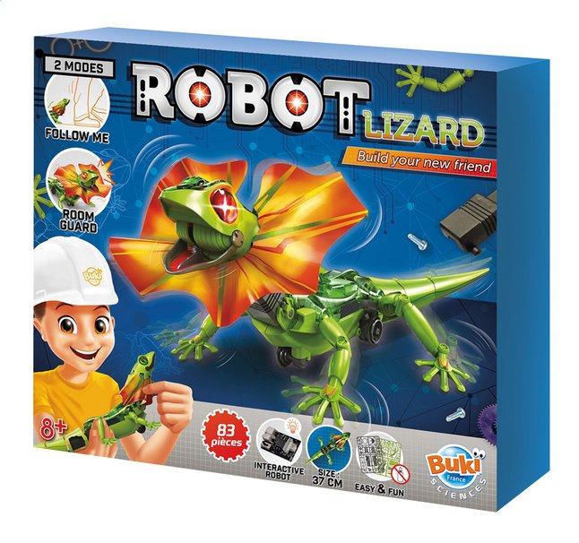Afbeelding van Buki France Robot Lizard from ColliShop