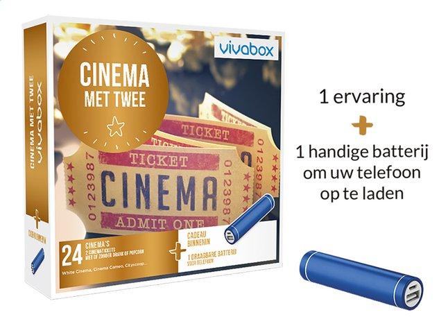 Afbeelding van Vivabox Cinema Met Twee from ColliShop