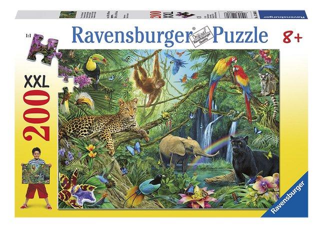 Image pour Ravensburger puzzle Animaux de la jungle à partir de ColliShop