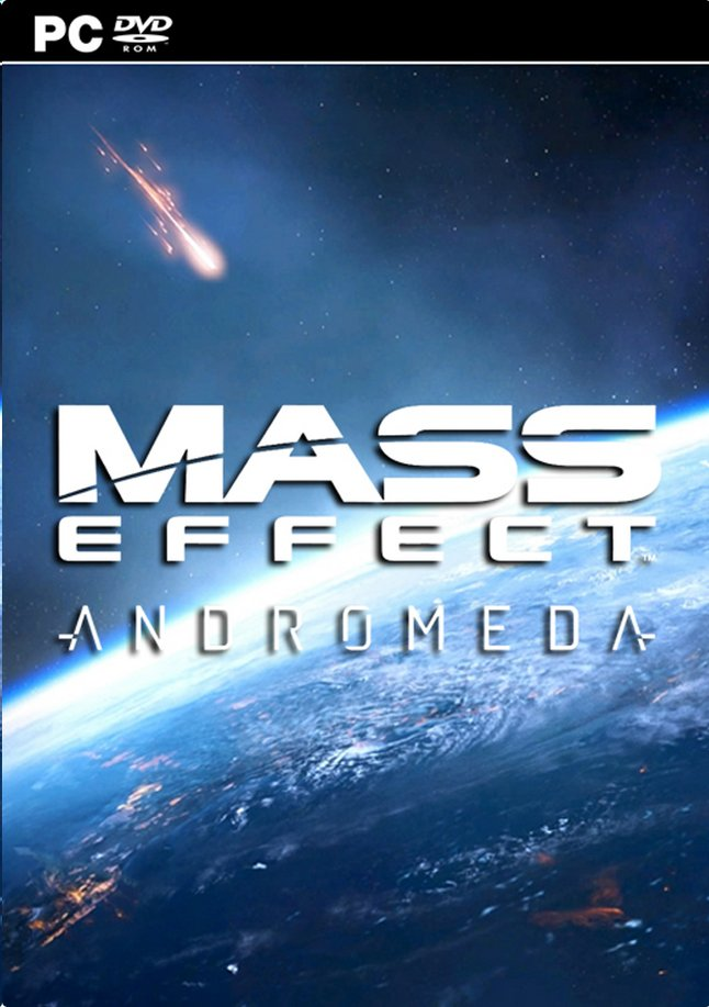 Afbeelding van Pc Mass Effect: Andromeda ENG/FR from ColliShop