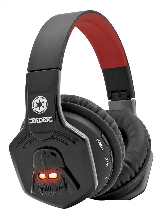 Image pour Lexibook casque Star Wars Dark Vador Bluetooth à partir de ColliShop