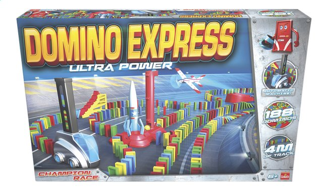 Afbeelding van Domino Express Ultra Power from ColliShop