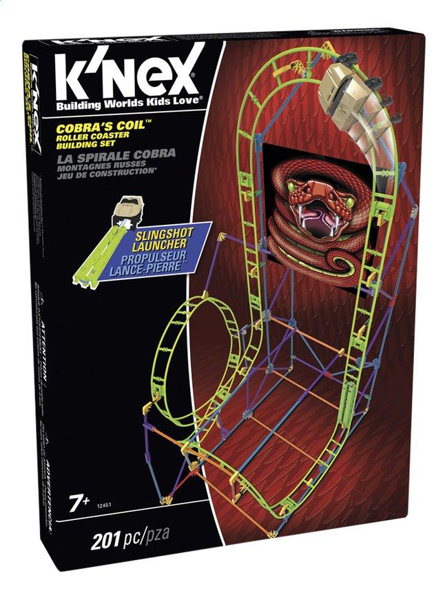 Image pour K'nex La spirale Cobra à partir de ColliShop