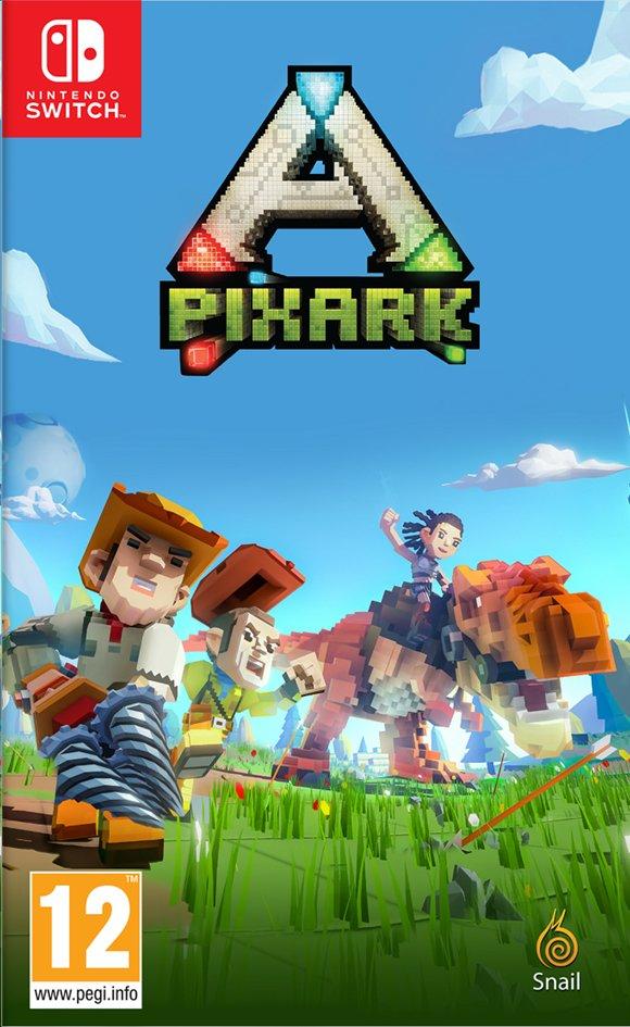 Afbeelding van Nintendo Switch PixARK ENG/FR from ColliShop