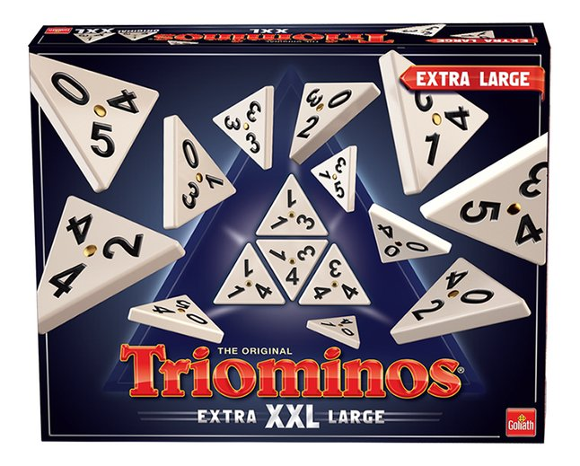 Afbeelding van Triominos XXL from ColliShop
