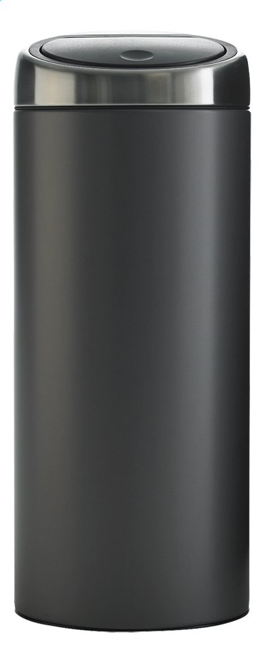 Afbeelding van Brabantia afvalemmer Touch Bin 30 l platinum from ColliShop