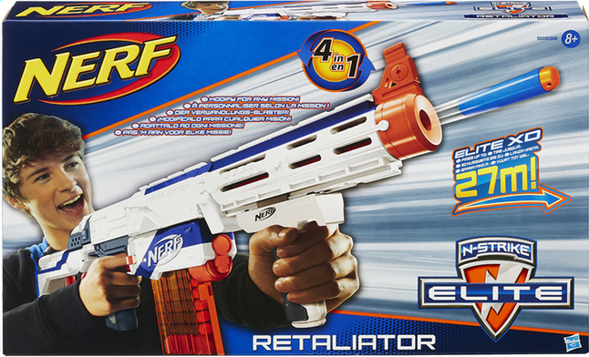 Afbeelding van Nerf N-Strike Elite blaster Retaliator from ColliShop