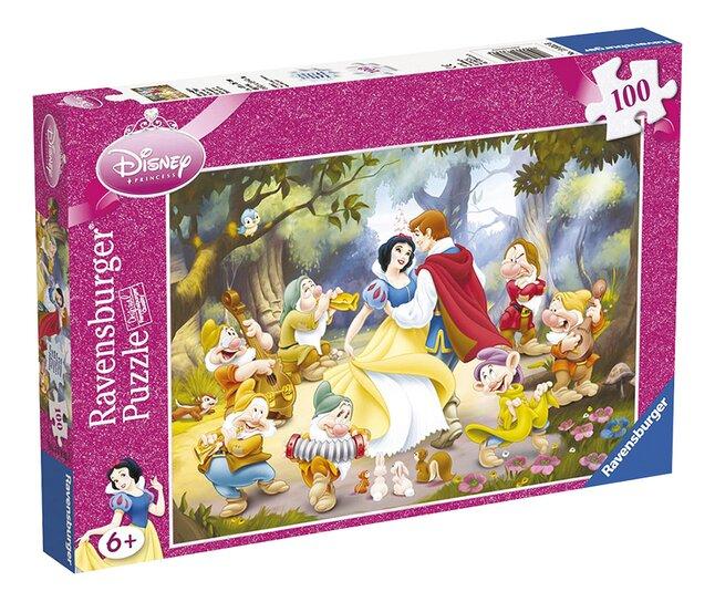 Image pour Ravensburger puzzle Disney Blanche-Neige à partir de ColliShop