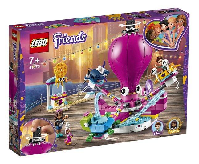 Le Lego Friends Pieuvre La De Manège 41373 wuOPXiZklT