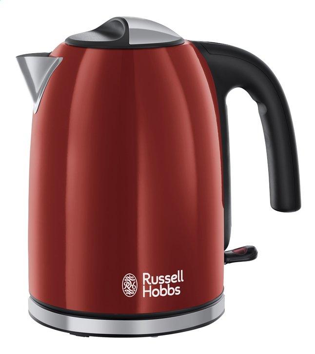 Afbeelding van Russell Hobbs Waterkoker Colours Plus flame red from ColliShop