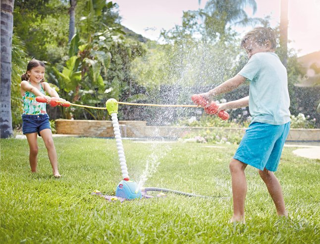 Afbeelding van Little Tikes Watergevecht Splash Face from ColliShop