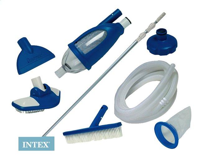 Image pour Intex kit d'entretien de luxe pour piscines à partir de ColliShop