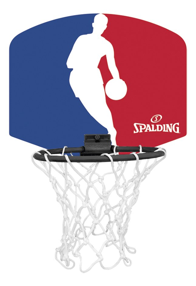 Afbeelding van Spalding basketbalbord Micro-Mini NBA + mini-bal from ColliShop