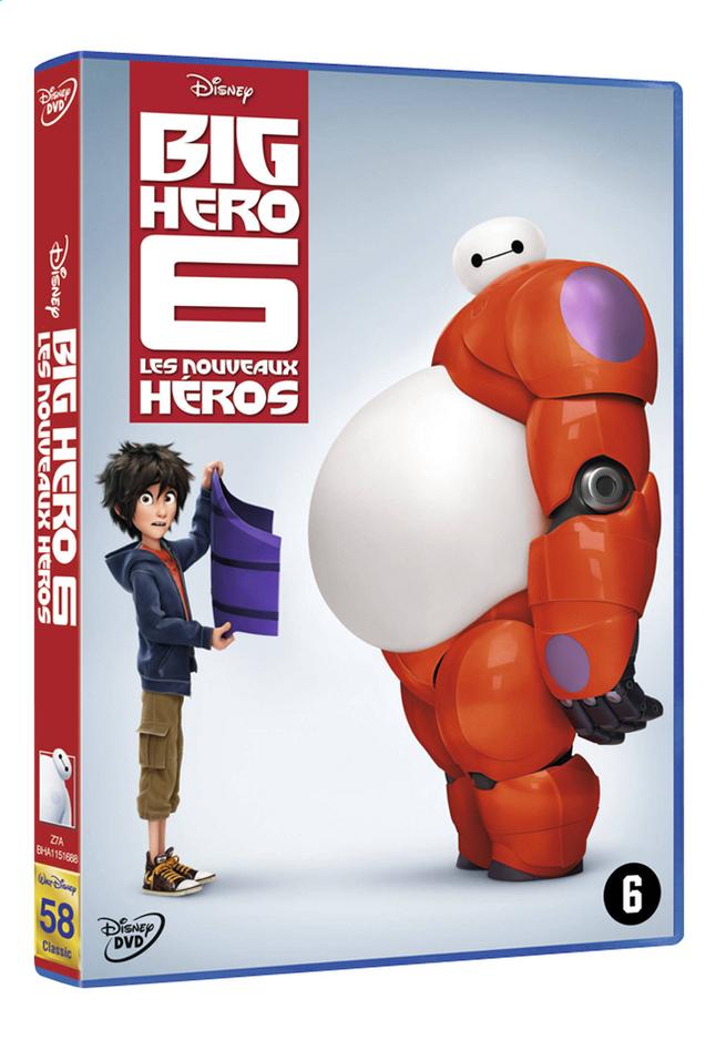 Image pour DVD Les Nouveaux Héros à partir de ColliShop