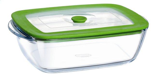 Image pour Pyrex plat à four 4 en 1 vert L 23 x Lg 15 cm à partir de ColliShop