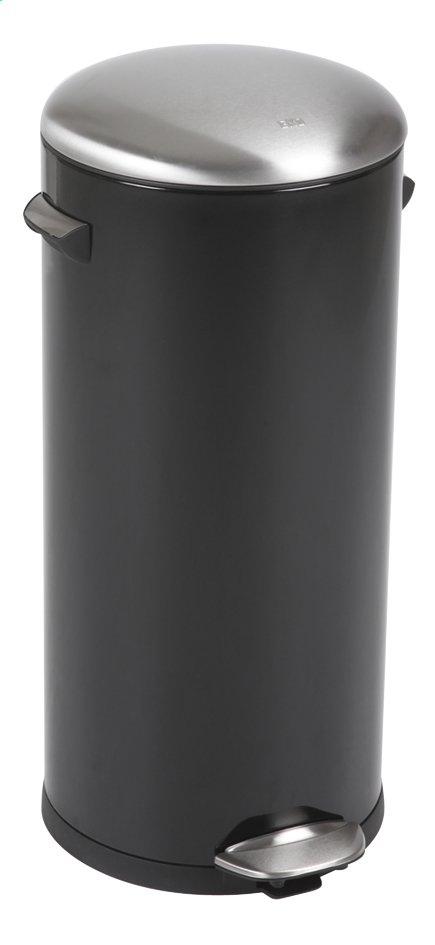 Image pour Eko poubelle à pédale Belle noir mat 30 l à partir de ColliShop