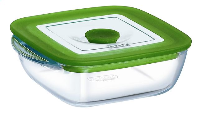 Afbeelding van Pyrex Ovenschaal 4-in-1 groen L 20 x B 17 cm from ColliShop