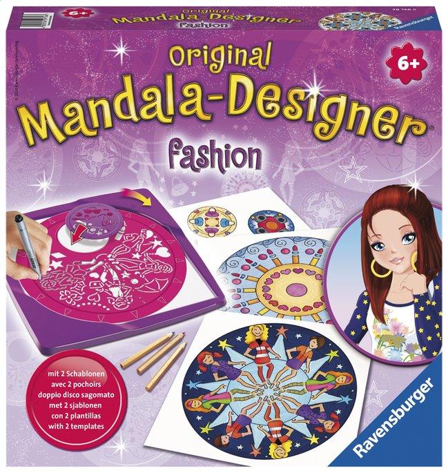 Afbeelding van Ravensburger Original Mandala-Designer 2-in-1 Fashion from ColliShop