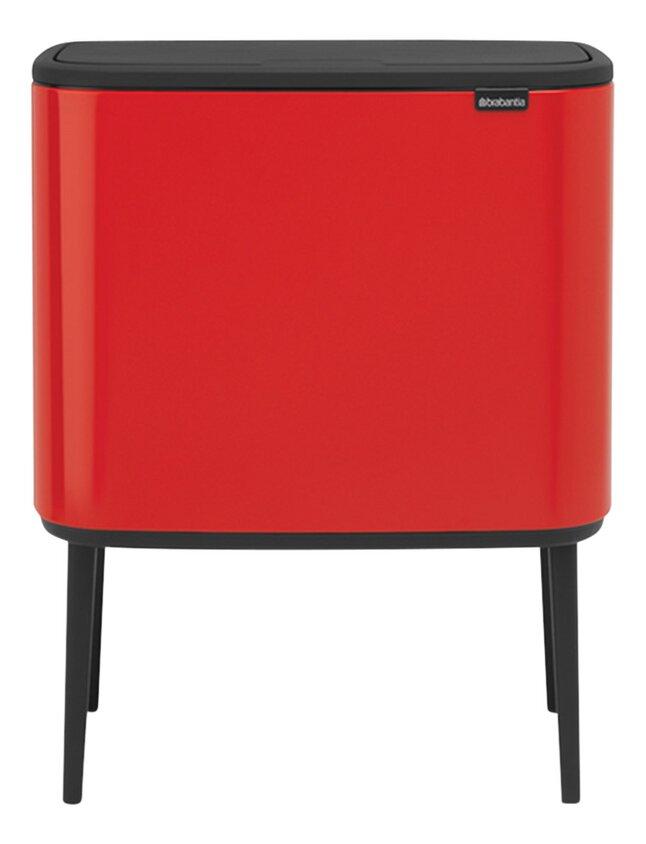 Image pour Brabantia Poubelle Touch Bin Bo passion red 36 l à partir de ColliShop