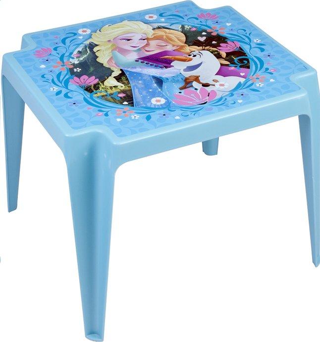 Table de jardin pour enfants disney la reine des neiges for Table exterieur reine des neiges
