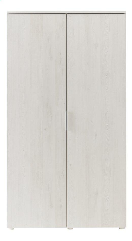 Image pour Garde-robe 2 portes Brooklyn à partir de ColliShop