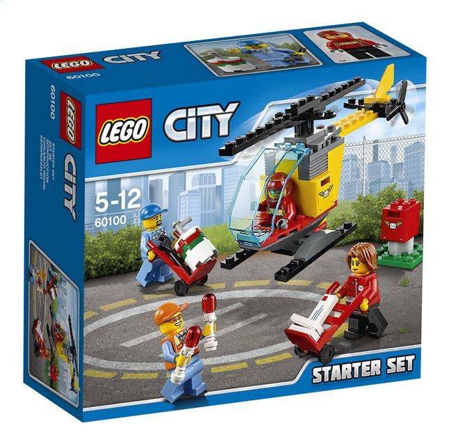 Image pour LEGO City 60100 Ensemble de démarrage de l'aéroport à partir de ColliShop