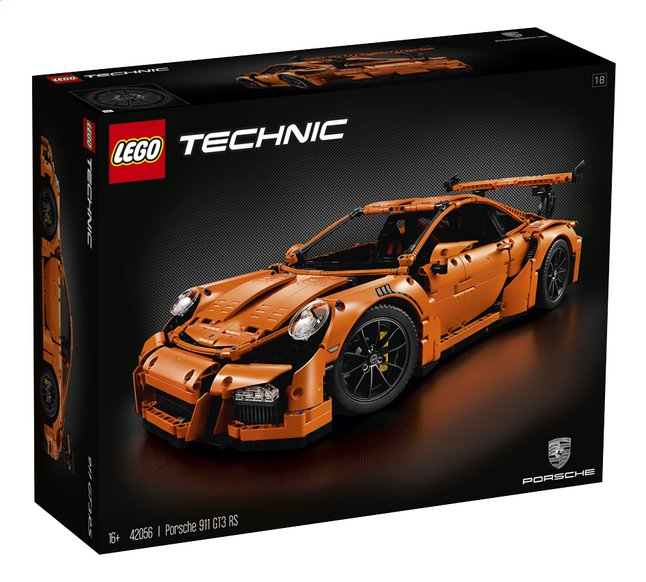 Afbeelding van LEGO Technic 42056 Porsche 911 GT3 RS from ColliShop
