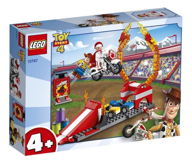 Image pour LEGO Toy Story 4 10767 Le spectacle de cascades de Duke Caboom à partir de ColliShop