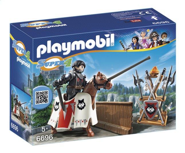 Afbeelding van Playmobil Super 4 6696 Heer Rypan wachter van de Zwarte Baron from ColliShop