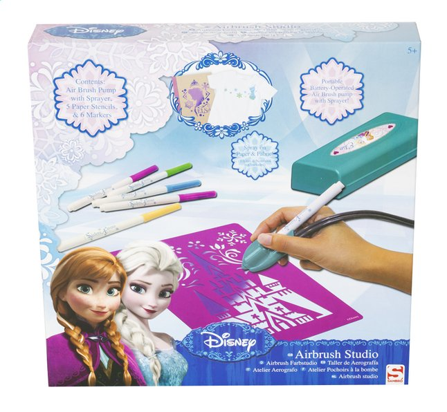 Afbeelding van Disney Frozen airbrush studio from ColliShop