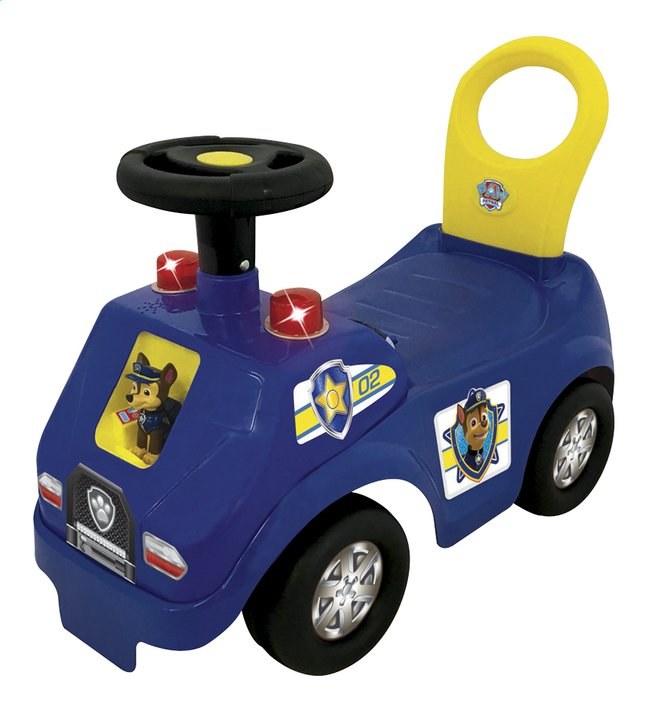 Afbeelding van Loopwagentje PAW Patrol Chase's Activity Police Car from ColliShop