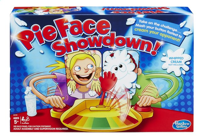 Afbeelding van Pie Face Showdown FR from ColliShop