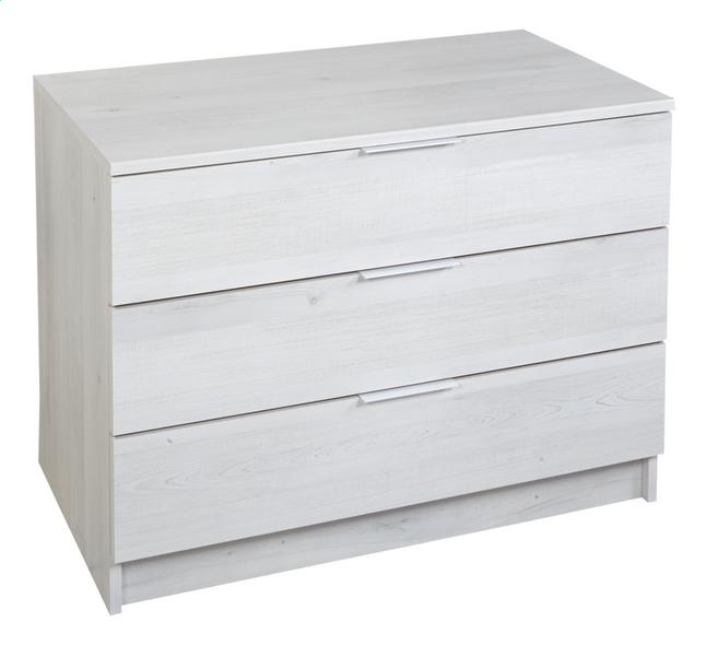 Image pour Commode avec 3 tiroirs Brooklyn à partir de ColliShop