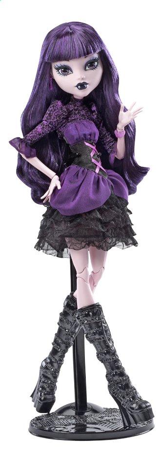 Image pour Monster High poupée mannequin  Hauntlywood Elissabat à partir de ColliShop