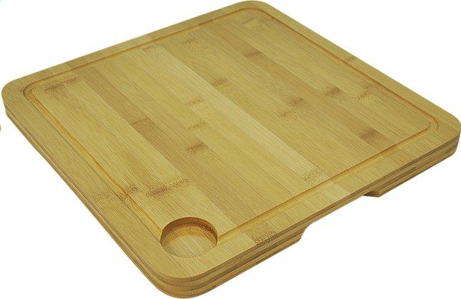 Image pour Point-Virgule planche à découper en bambou 35 x 35 cm à partir de ColliShop