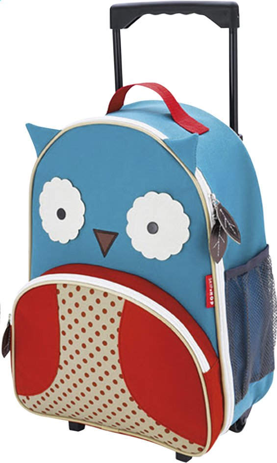 Image pour Skip*Hop valise souple Zoo Luggage hibou à partir de ColliShop