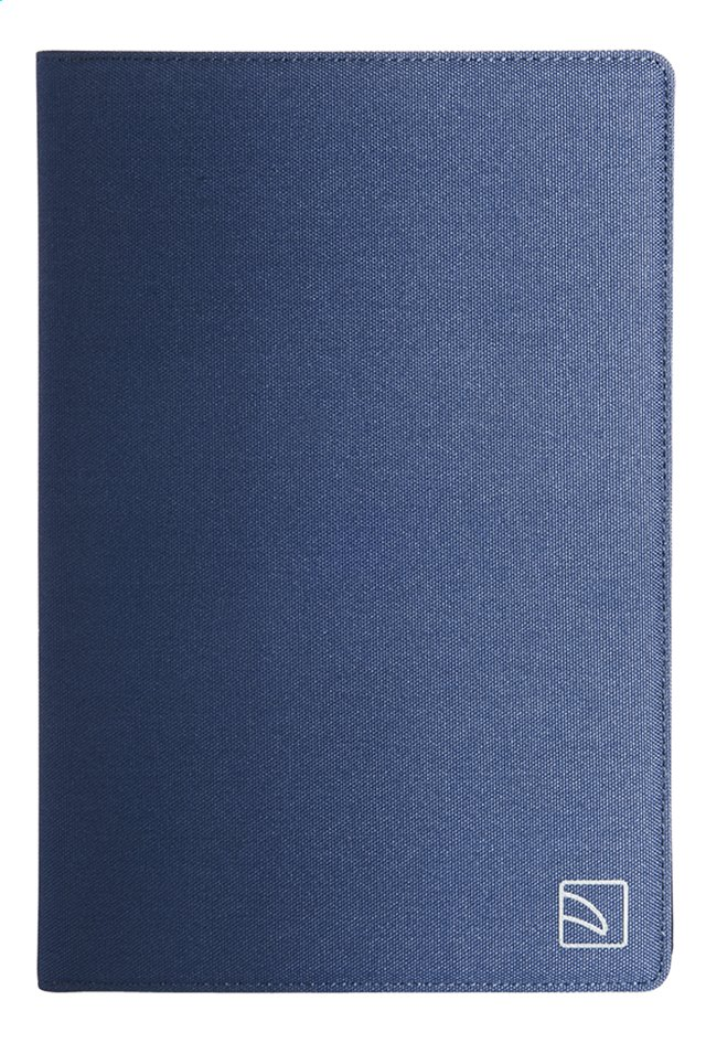 Afbeelding van Tucano foliocover Folio Samsung Tab E blauw from ColliShop